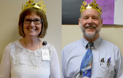 February Teachers of the Month